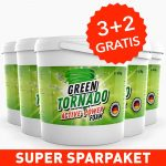 Green Tornado Active-Power Foam – baaboo