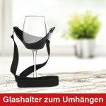 VinOglas – der Weinglashalter zum Umhängen – baaboo