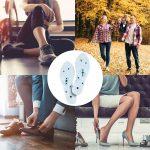 2 für 1 Relaxed Feet Einlegesohlen – BaabooShop